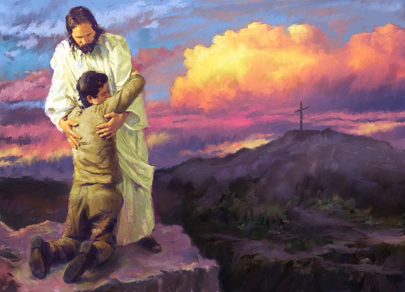 благодарность Иисусу