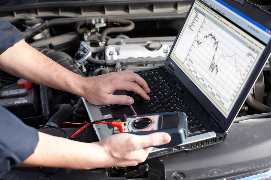 проверка работоспособности мотора