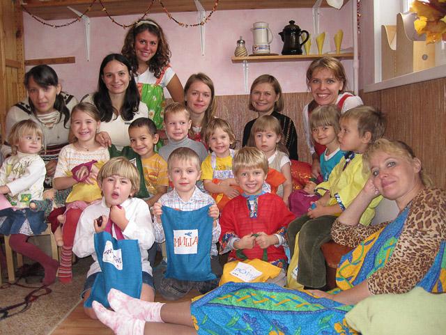 paid kindergarten Zelenograd