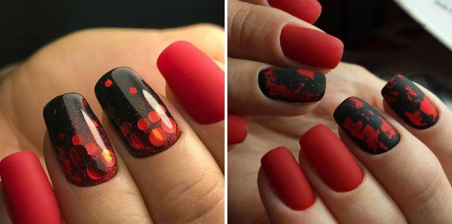 Kamifubuki on the nails