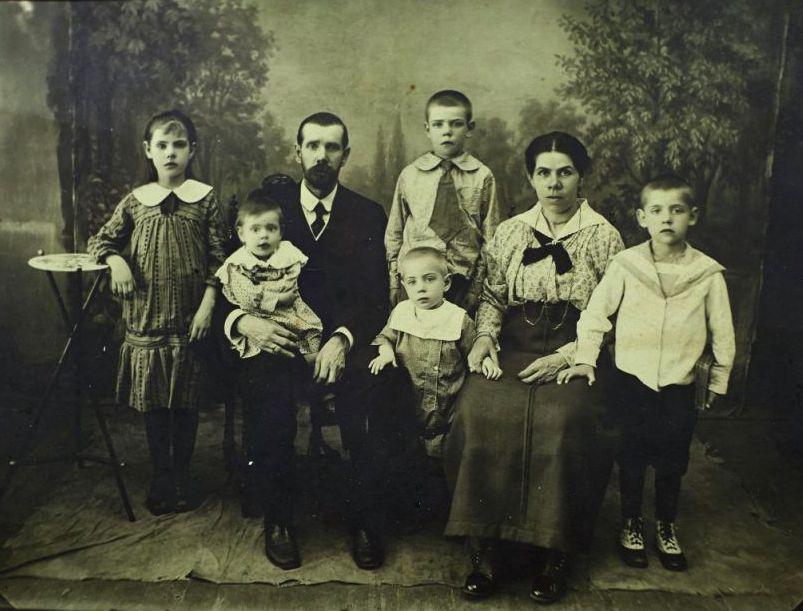 Семья Фрейндлих