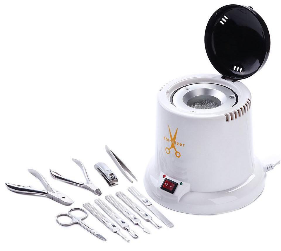 Стерилизация маникюрных инструментов в домашних условиях: правила и оборудование. Сухожар для маникюрных инструментов