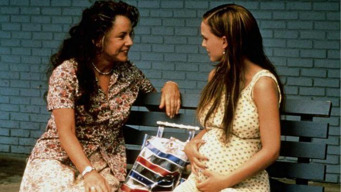 Фильмы про беременность и любовь