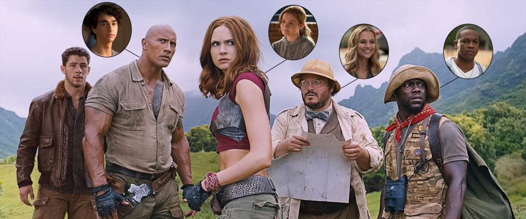 Jumanji: Welcome to the Jungle 2017 Torrent Download