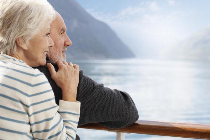 Секс в пенсионном возрасте технология