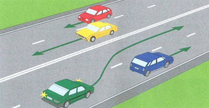 ПДД, перестроение: соблюдение правил и маневренность на дороге