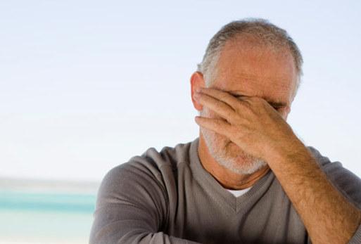 Women have menopause in men