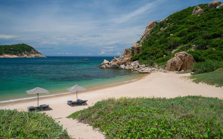 Vietnam air and water temperature