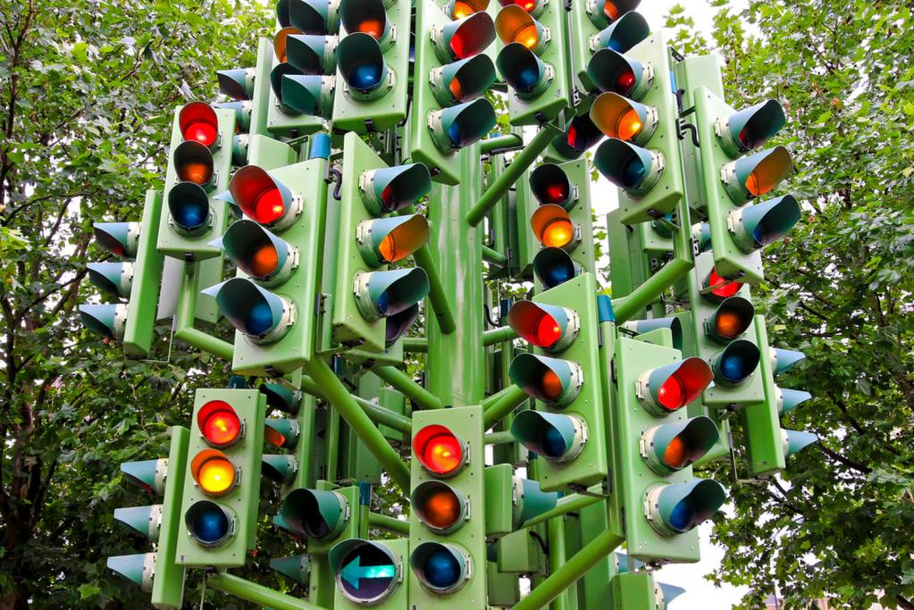 Светофоры дорожные