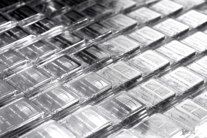 аффинаж серебра селитрой