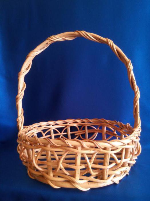 плетение из ивы для начинающих пошагово