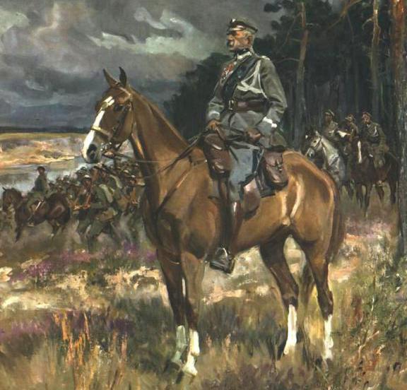 начальник государства польского
