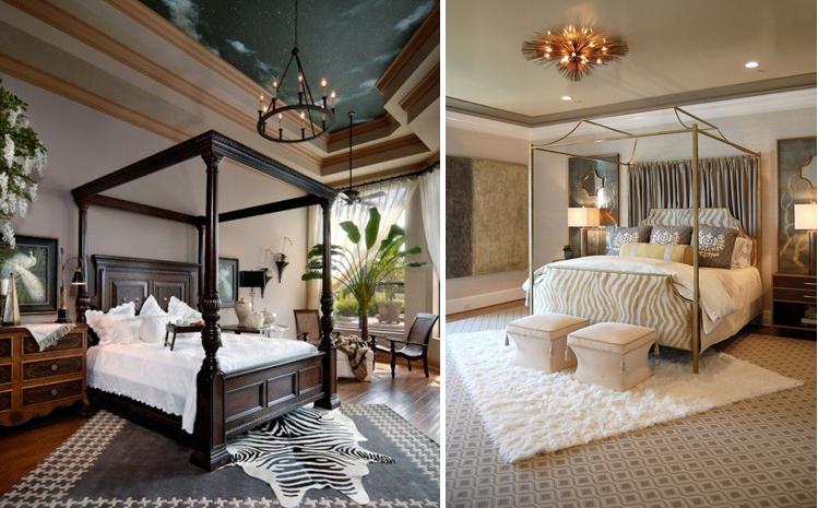 Ковер на пол в спальню: виды и качество, рисунок, материал, соответствие цветовой гамме и общему стилю спальни