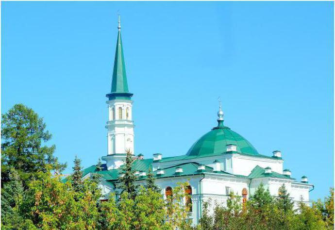 мечети уфы