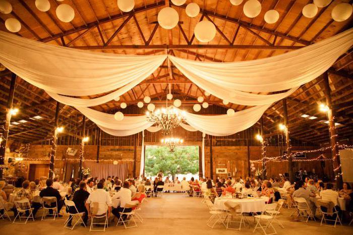 Свадьба в шатре своими руками