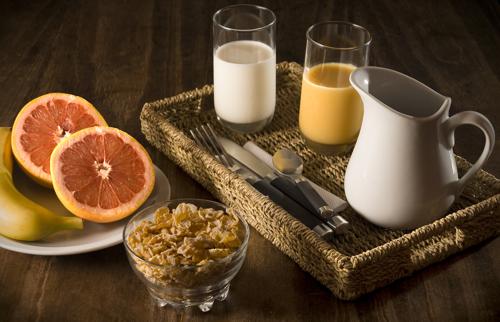 Стандартный завтрак