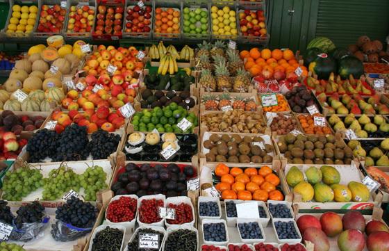 Натуральные продукты