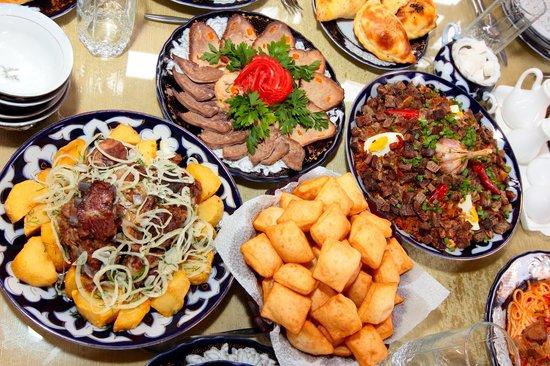 аттракционы киргизская кухня рецепты с фото качественных