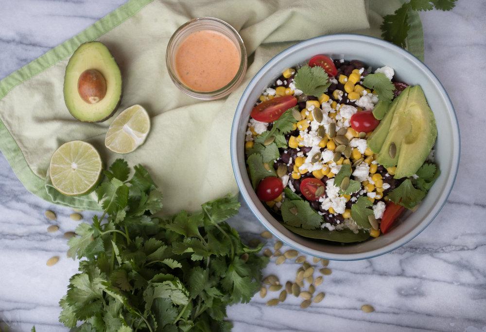 Какими маслами заправлять диет салаты
