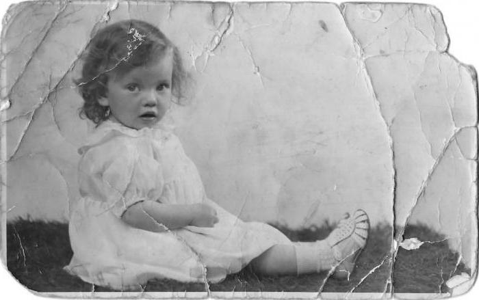 реставрация старых фотографий в фотошопе
