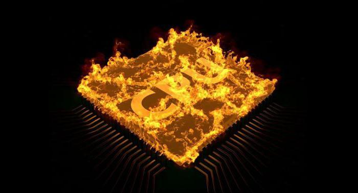 перегревается процессор