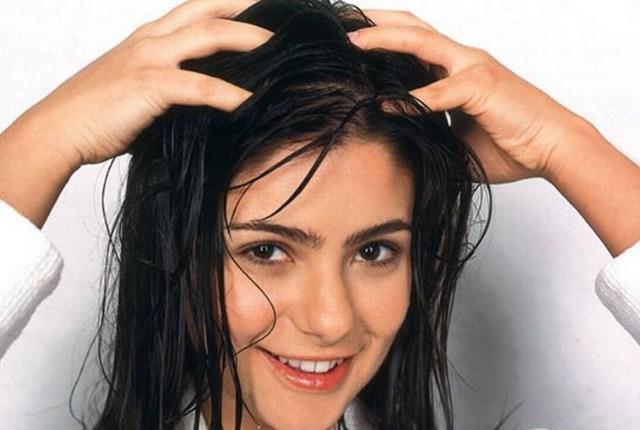 Маска для волос корица мед эффект
