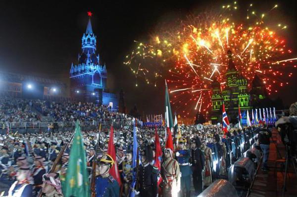 Фестиваль Армия России