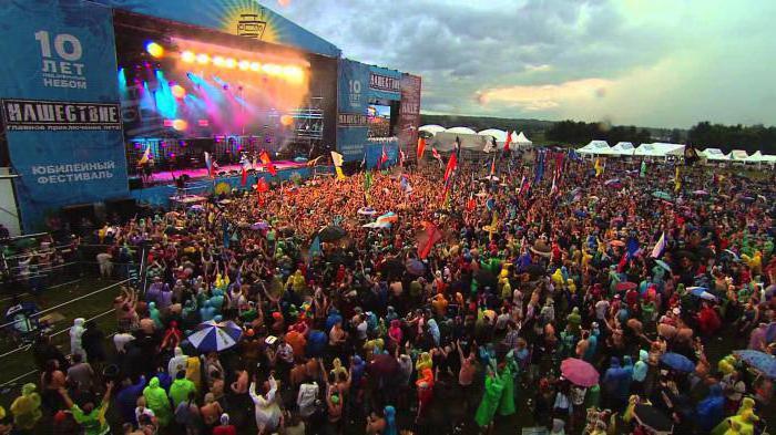 Хореографические фестивали в России