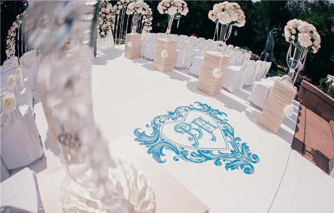 Свадебные гербы из дерева