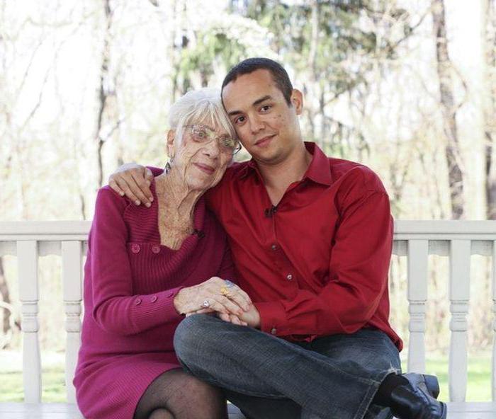 Геронтофилия секс пожилых людей