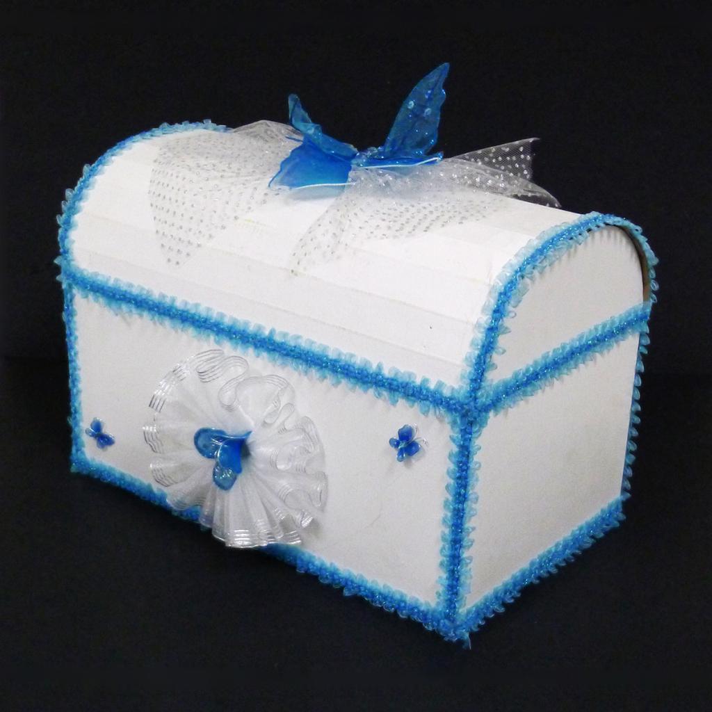 Сундук для денег на свадьбу своими руками из коробки фото 82