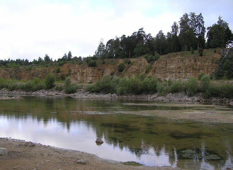 Зимняя рыбалка река Ока Ланьшино