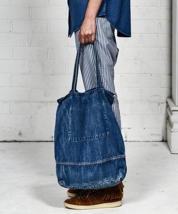 Выкройка джинсов, описание работы. Выкройки сумок из старых джинсов