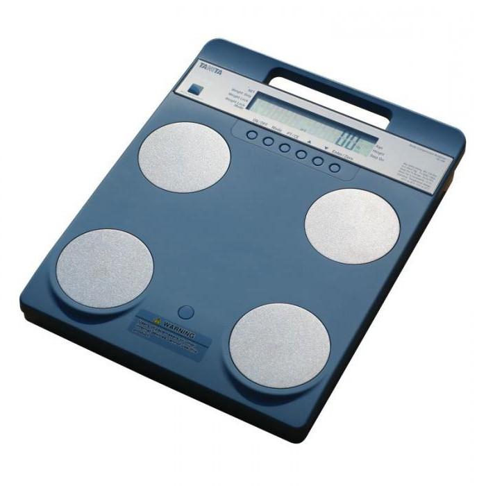 весы анализаторы состава тела tanita