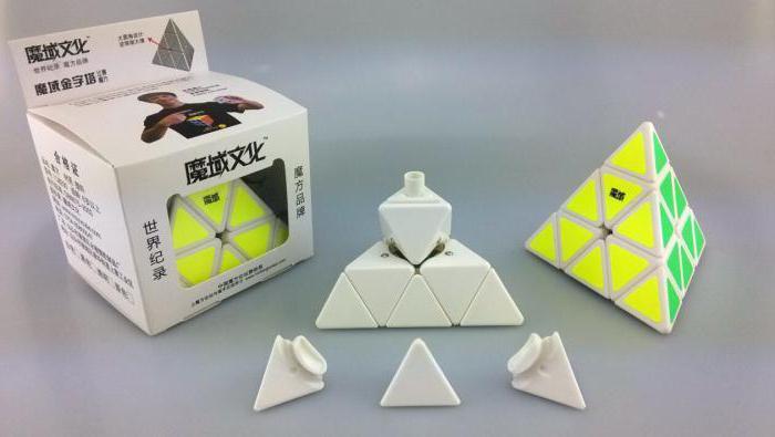 как собрать кубик рубика 3х3 схема сборки