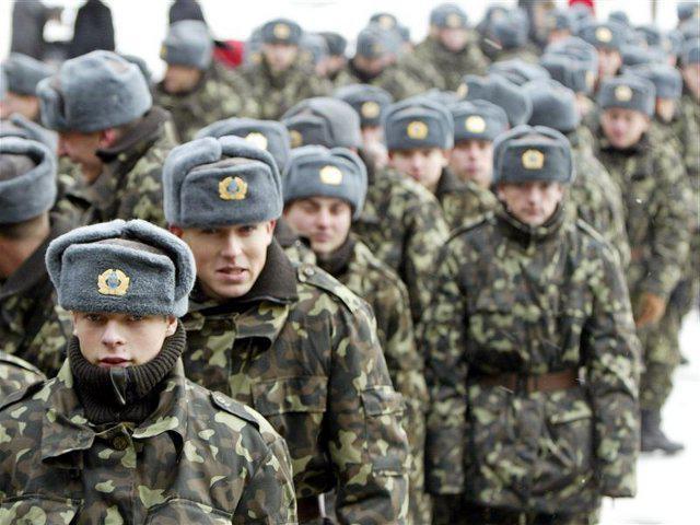 комплекс вольных упражнений 1 и 2 для военных