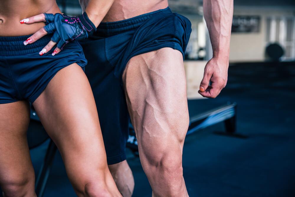 Как накачать ноги в домашних условиях: упражнения для мужчин и женщин
