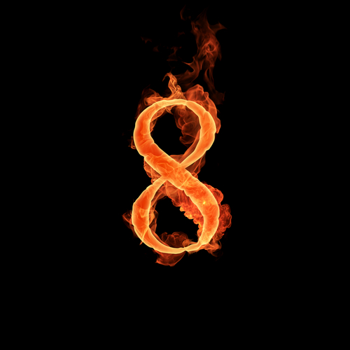 The number of souls 8 makes a person's character very complex