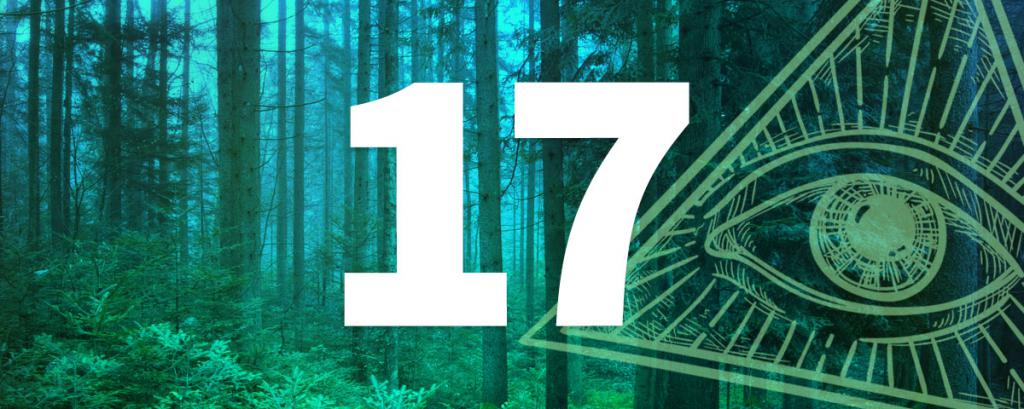 The number 17 is also influenced by the Sun and Rahu.