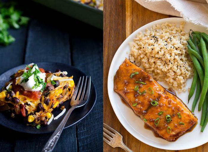 Полезные обеды рецепты