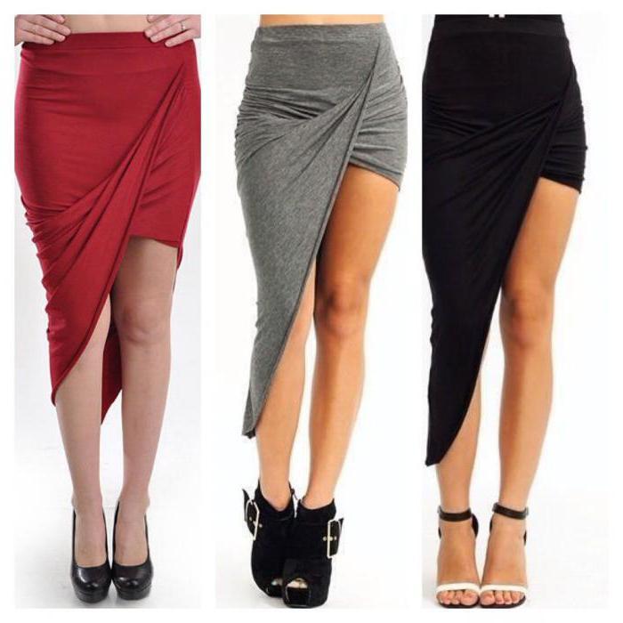девушки в юбках