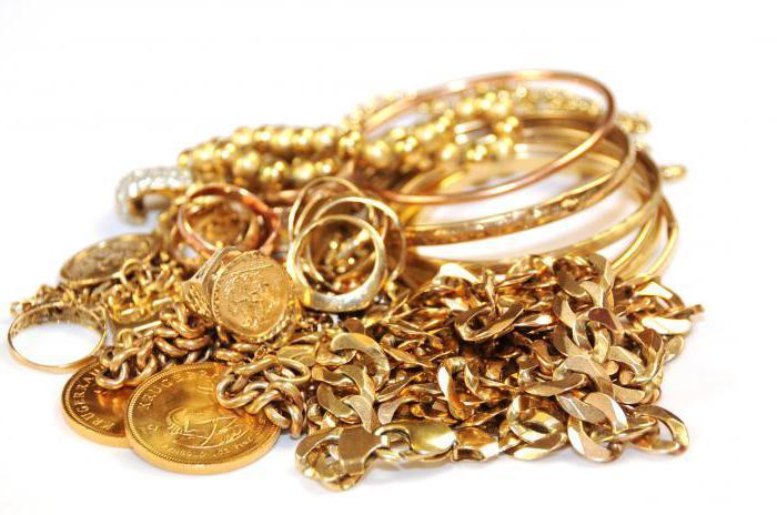 белое золото как отличить от серебра