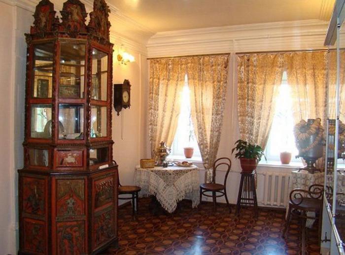 музей пряника россия городец