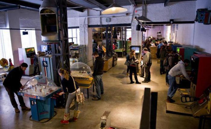 музей игровых автоматов ссср в спб