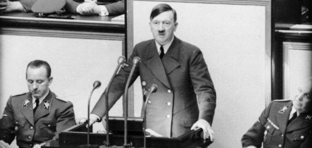 Гитлер манеры во время секса