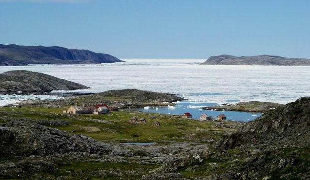сравните климат полуостров аляска и лабрадор