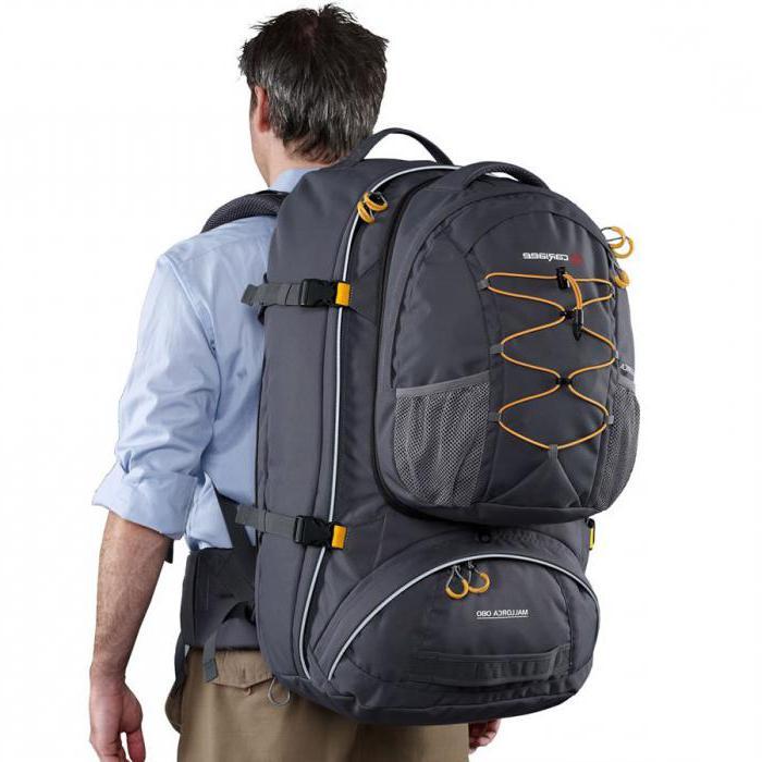 Размеры рюкзака. Как выбрать правильный  5a34ab74c71
