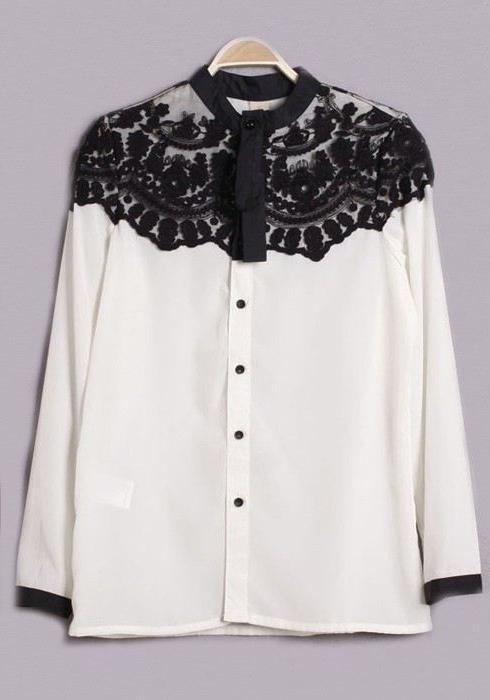 Купить красивые блузки в школу для девочки