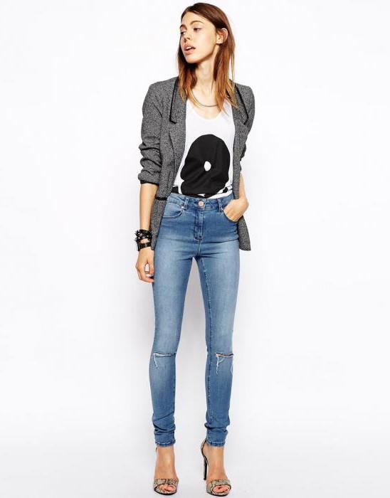 как правильно порвать джинсы на коленках