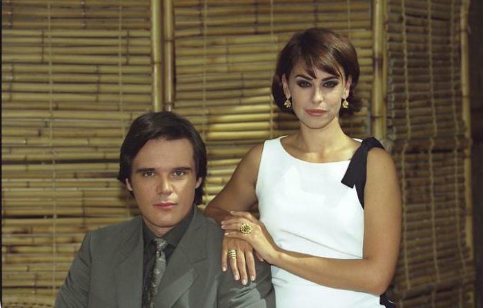 актеры бразильского сериала клон тогда и сейчас